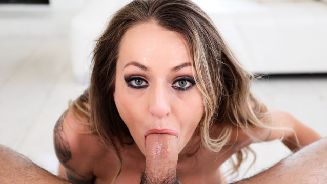 [Throated] Natasha Starr – Blow Like A Starr
