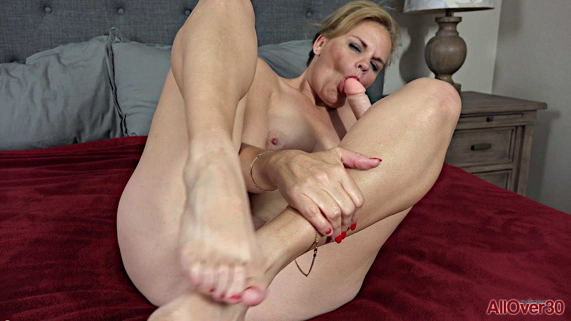 AllOver30 – Micky Lynn Mature Fetish