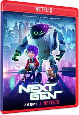 Next Gen (2018).avi WEBRiP XviD AC3 - iTA