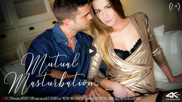 [SexArt] Alexis Crystal – Mutual Masturbation