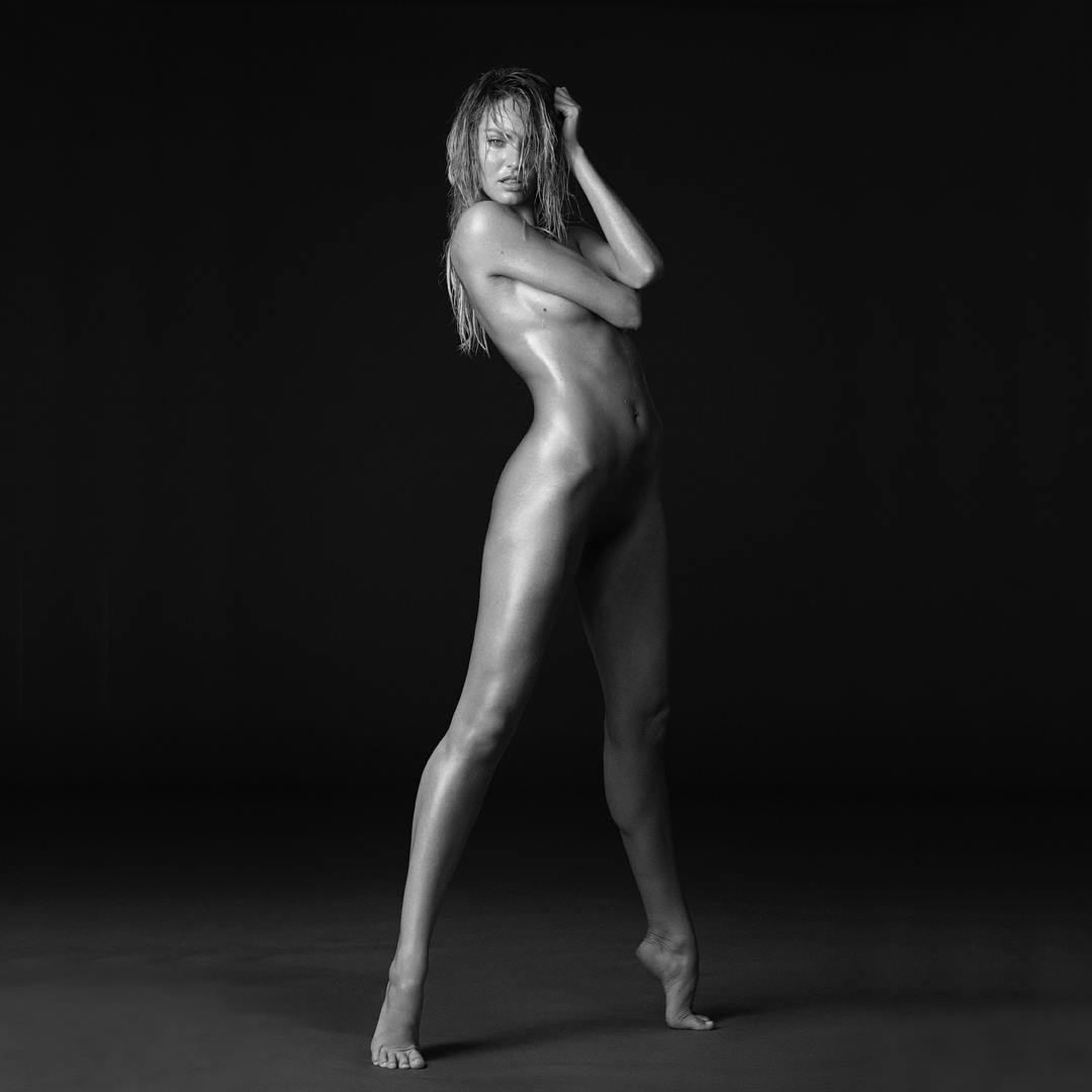 Candice Swanepoel – NUDE fotoshoot 'Angels' by Russell James (2018)