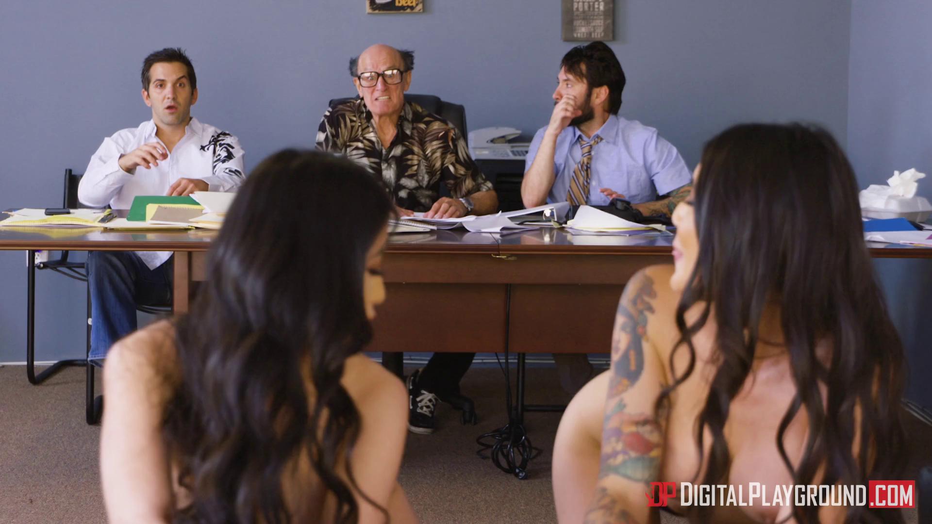 Brenna Sparks And Jade Kush The Gang Makes A Porno Episode 2