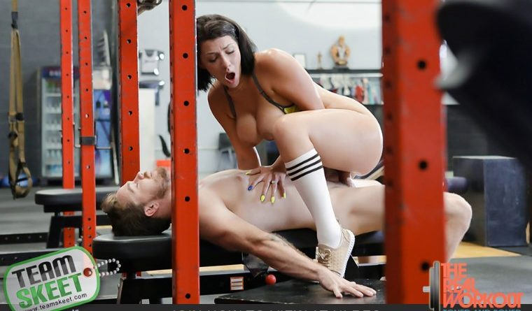 [TheRealWorkout] Valentina Jewels – Getting Low On Leg Day