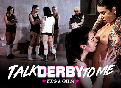 [SweetheartVideo] Joanna Angel And Stoya – Exs And Ohs