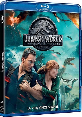 Jurassic World: Il Regno Distrutto (2018).avi BDRiP XviD AC3 - iTA