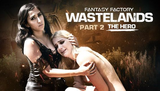 [GirlsWay] April Oneil, Kenna James – Wastelands Episode 2
