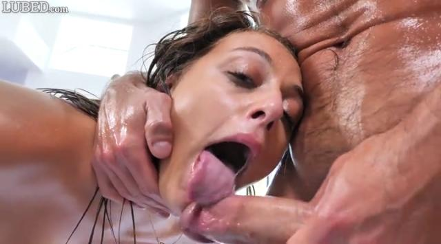 [Lubed] Gia Derza – Wet Bouncing Booty