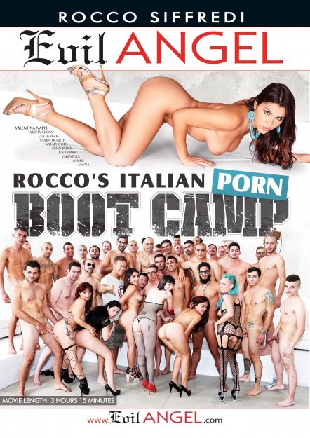 Rocco's Italian Porn Boot Camp (2015) WEBDL 576p AAC 2.0