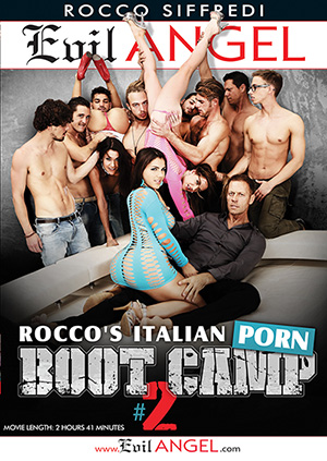 Rocco's Italian Porn Boot Camp 2 (2016) WEBDL 576p AAC 2.0