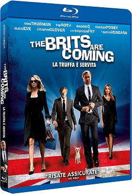 The Brits Are Coming - La Truffa È Servita (2018).avi BDRiP XviD AC3 - iTA
