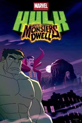 Marvel's Hulk: Il covo dei mostri (2016) .mkv iTA-ENG 720p WEBDL AC3 5.1 Sub