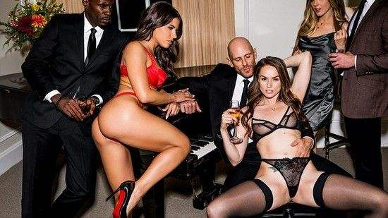 [VIXEN] Tori Black, Adriana Chechik – After Dark Part 2