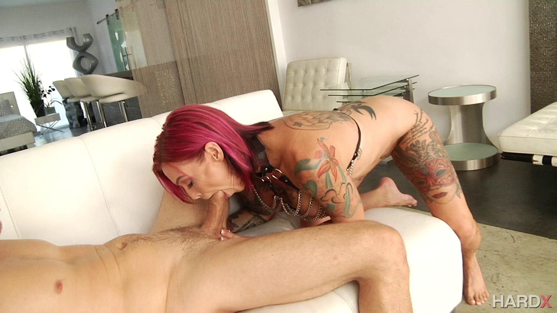 HardX – Anna Bell Peaks Squirting With Anna Bell